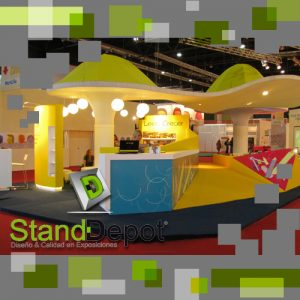 Eventos imprescindibles,stands para ferias