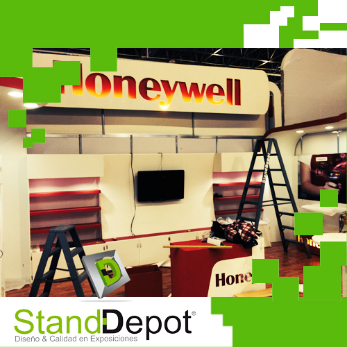 Diseño Gráfico Stand Depot