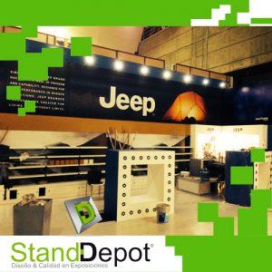 Exposiciones, Stands en Guadalajara