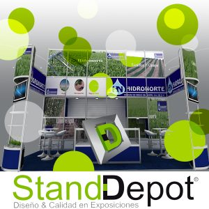 Cliente Ideal, Stands para promociones