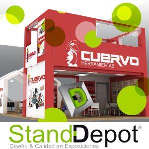 Presentacion de productos, Exhibidores en Mexico