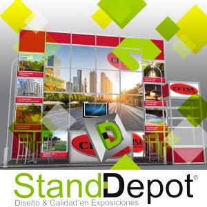 Interiorismo, Diseño de Stands