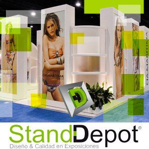 StandDepot, Stands en Guadalajara