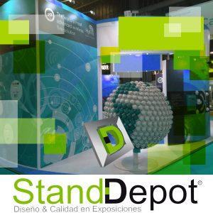 Conferencias profesionales, Fabricacion de stands