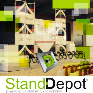 Stand Invisible, Stands de Diseño