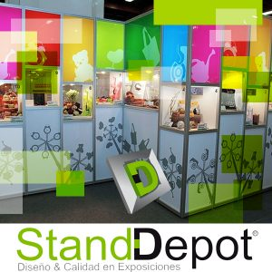 Diseño de Stands Guadalajara