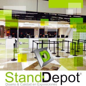 Diseña un Stand para tu público