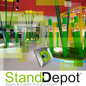 Stand Doble Piso