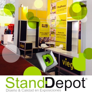 Requisitos de las Expos, Cotizar Stands