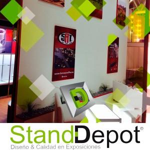 Funcion del Stand, Exposiciones Internacionales