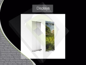 Displays Portatiles
