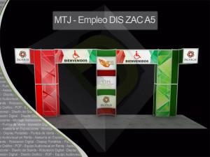 Diseño de stands en Guadalajara