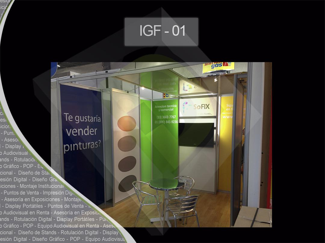 IGF 1_StandDepot