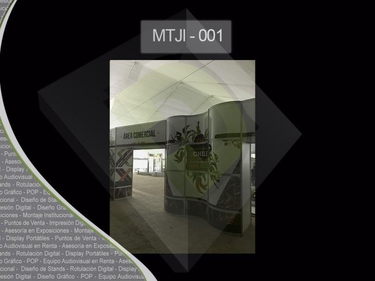 Montaje Institucional (MTJI)
