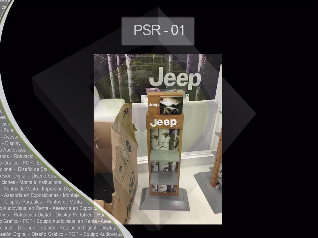 PSR 1_StandDepot