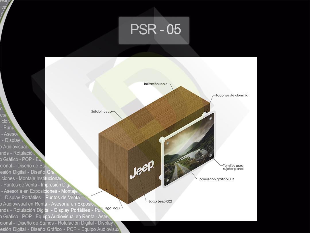 PSR 5_StandDepot